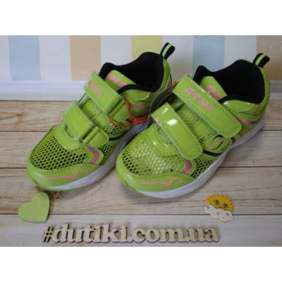 Летние кроссовки для девочек, 639Z-11