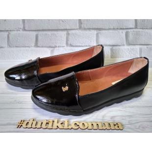 Женские кожаные туфли Арт.: 247-5