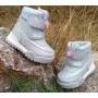 Зимние термо ботинки мигалки ТОМ.М, H7767