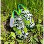 Кросівки літні для дівчаток ТМ Hebe kids, 84-3H green