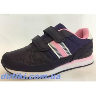 Кроссовки для девочек Арт: 8609B