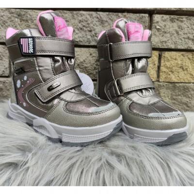 Зимові термо черевики , B1839