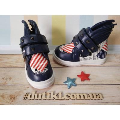 Высокие кроссовки, ботинки 2568-1