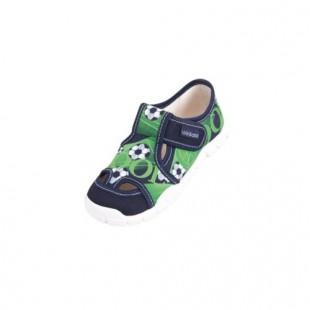 Текстильные сандалии-тапочки для мальчиков Adas 43