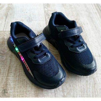 Кросівки для хлопчиків з мигалками Jong Golf, 1-6542B