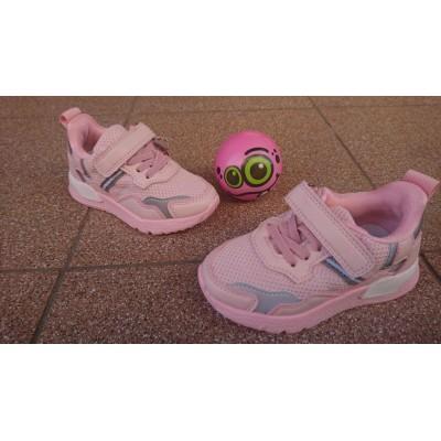Кроссовки розовые для девочек, B768-8