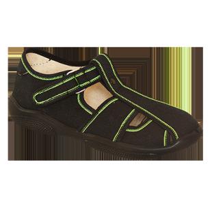 BOLEK -1130 - сандалии для мальчиков с текстильной стелькой