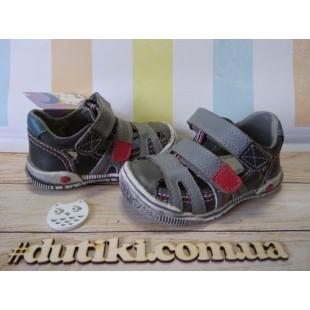 Летние туфли-сандалии для мальчиков Арт: BP3201
