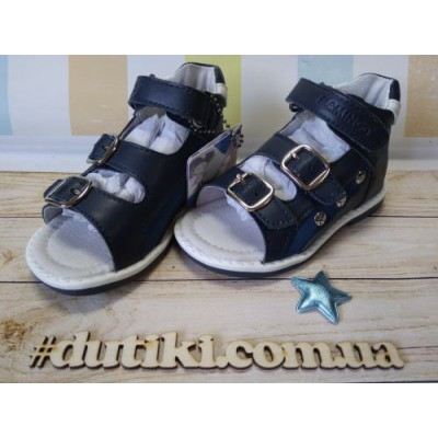 Босоножки для мальчиков - профилактическая обувь