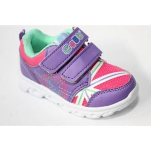 Кроссовки для девочек Арт: C70 fiolet - последняя пара