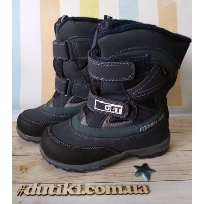 Зимние термо ботинки DC4509