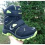 Зимние термо ботинки с мембраной, B&G EVS21-0415