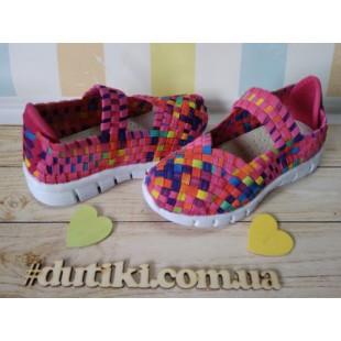 Летние туфли для девочек Арт: F012-5