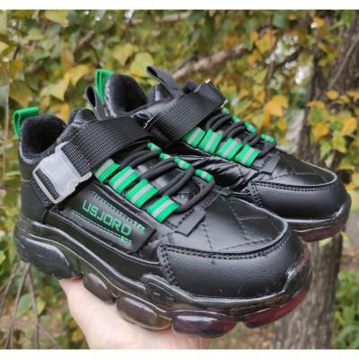 """Утеплені кросівки """"Унісекс"""", 1-338AF"""