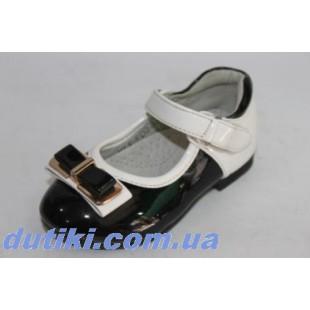 Туфли для девочек лакированные Арт:FD 230 - последняя пара