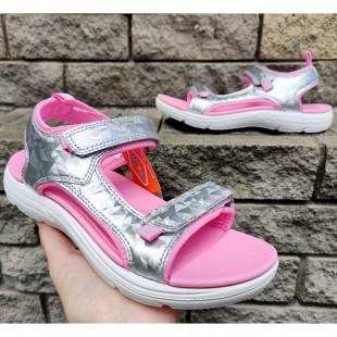 Босоніжки для дівчаток Арт: 01G pink