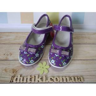 Туфли для девочек Арт: G80-18