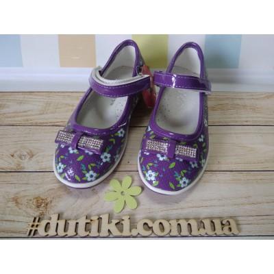 Туфли для девочек G80-18