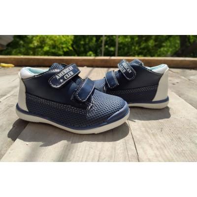 Кроссовки ботинки для мальчиков American Club, 0222CG