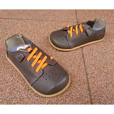 Кожаные туфли для мальчиков, Grey