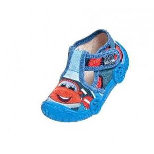 Текстильные сандалии-тапочки для мальчиков Grzes