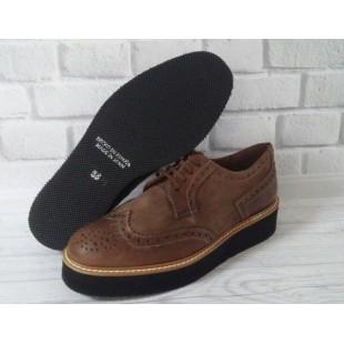 Туфли из натуральной кожи премиум качества (Испания) Арт: H-546