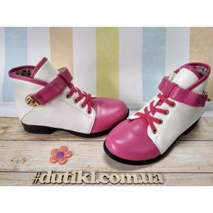 Ботинки для девочек ТМ Свит Микон Арт: H2206-1