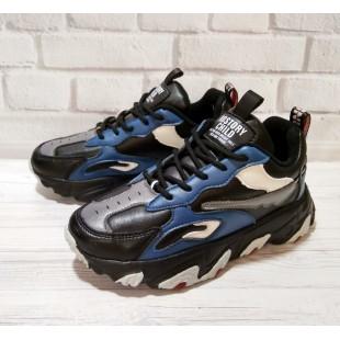 Кросівки для хлопчиків з натуральної шкіри Арт: B4-506H