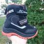 Зимние термо ботинки с мембраной B&G, HL21-0425