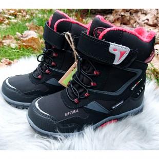 Зимние термо ботинки для мальчиков American Club Арт: 02-73LH
