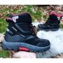 Зимние термо ботинки с мембраной, 02-73LH