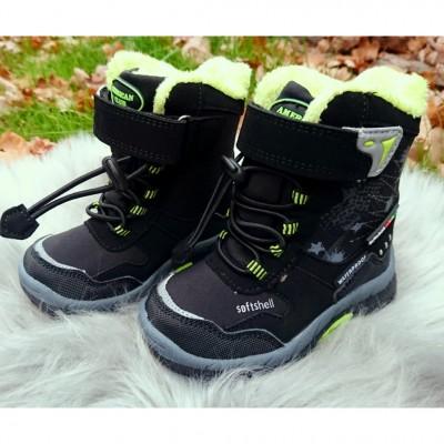 Зимние термо ботинки с мембраной, 02-44LH