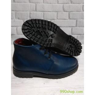Брендовые ботинки из натуральной кожи премиум качества (Испания) H-2