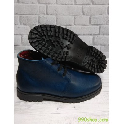 Ботинки из натуральной кожи, H-2