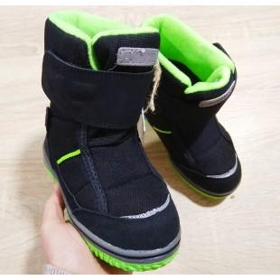 Зимові термо черевики для хлопчиків мембрана+термо устілка Арт: JS-1056