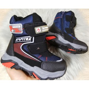 Зимові термо черевики для хлопчиків 27-32 Арт: E5069T