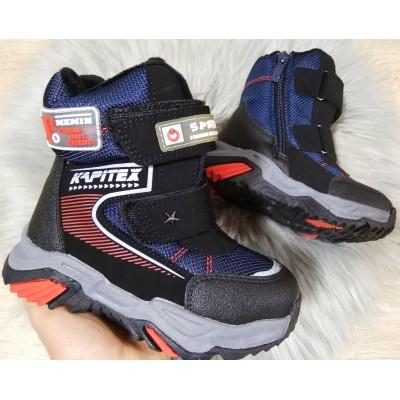 Зимові термо черевики , E5069T