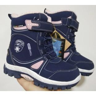 Зимові термо черевики для дівчаток Арт: 1232LR