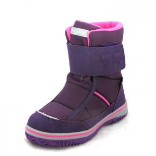 Зимові термо черевики для дівчат мембрана+термо устілка Арт: JS-1060