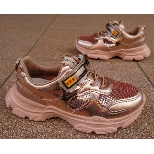 Кроссовки для девочек школьного возраста Арт: DY6712-23