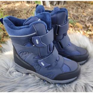 Зимові високі черевики для хлопчиків Арт: 7-58381