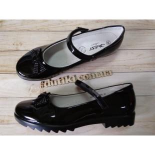 Школьные туфли для девочек Арт: JCD-0866 - последняя пара!