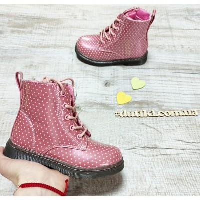 Ботинки для девочек, Кимбо JL52-1F
