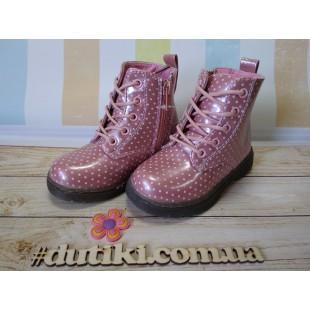 Ботинки для девочек Арт.: JL52-1F