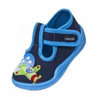 Текстильные сандалии-тапочки для мальчиков Kacper
