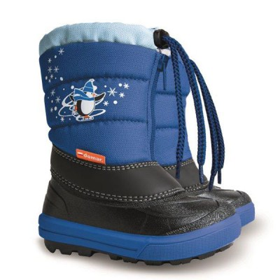 Зимние сапоги, сноубутсы Демар, Kenny 2_blue