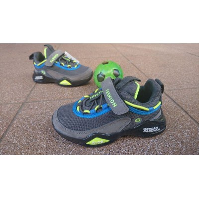 Кроссовки для мальчиков на силиконовой подошве, JK751-3