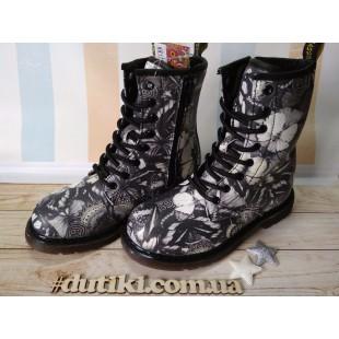 Высокие ботинки для девочек Арт.: KK1722-51