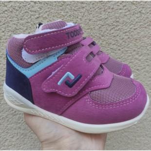 Утеплені кросівки для маленьких дівчаток  Арт: 9-04003M