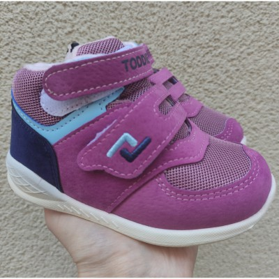 Утеплені кросівки для дівчаток  9-04003M